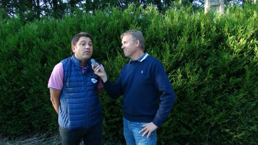 Marius BOIVIN responsable approvisionnement de la coopérative agricole TERRE COMTOISE